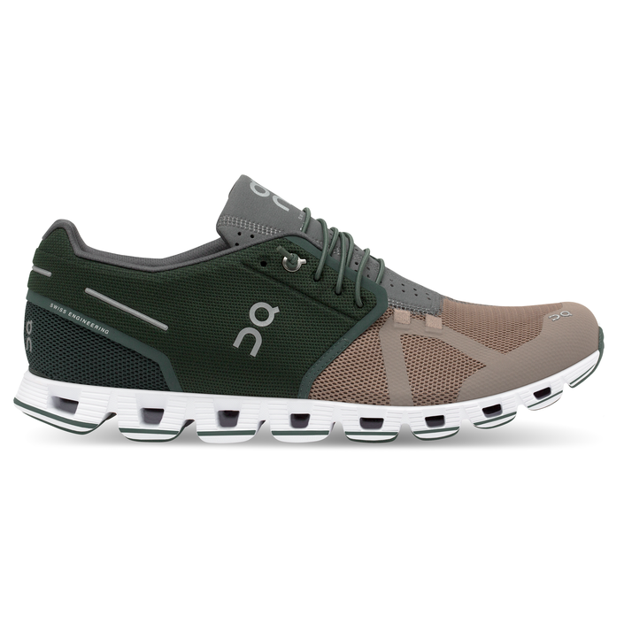 Men's On Cloud 50 | 50 Running Shoes - Evergreen/Clay