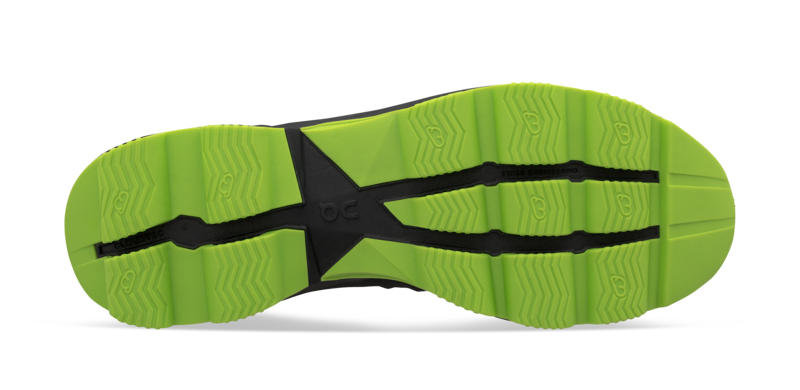 new style 75746 29ee5 Women's On Cloudsurfer Running Shoes - Shadow/Lime