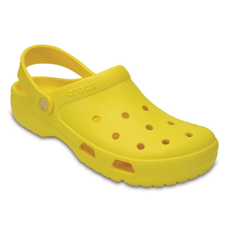 Crocs Women's Coast Clog - Lemon