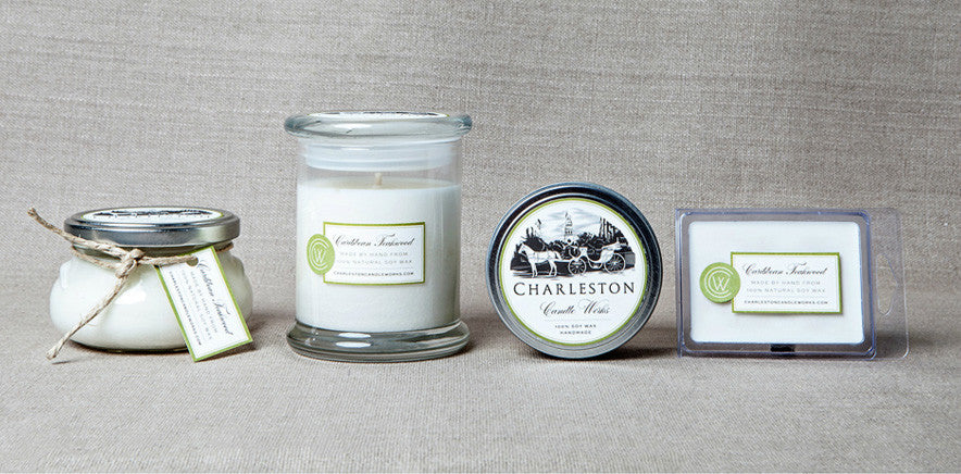 Handmade Candle collection.