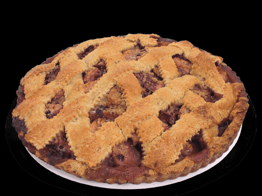 Four Fruit Pie