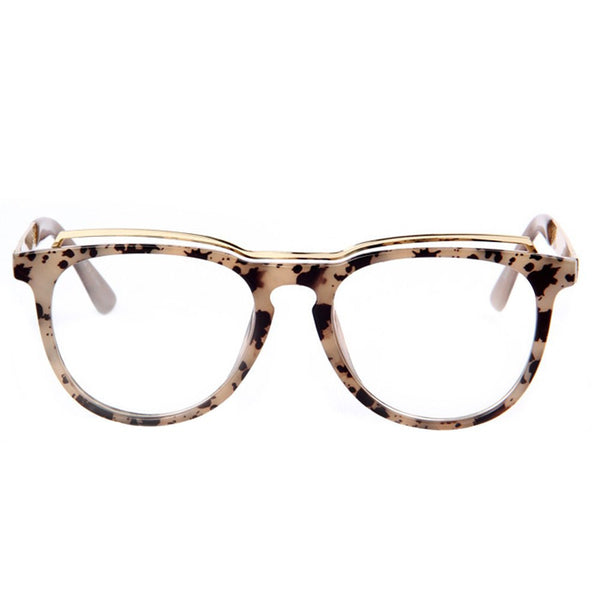 Clear Glasses - Tess Leopard