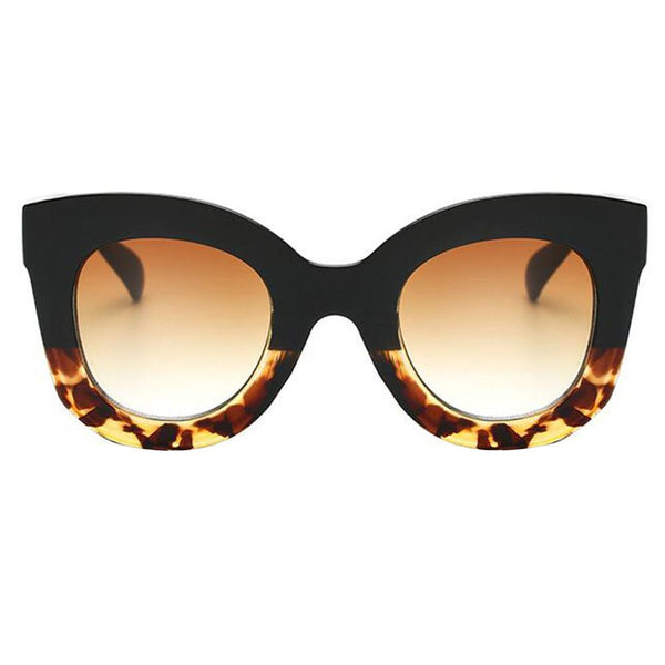 Sunglasses - Brick Leopard