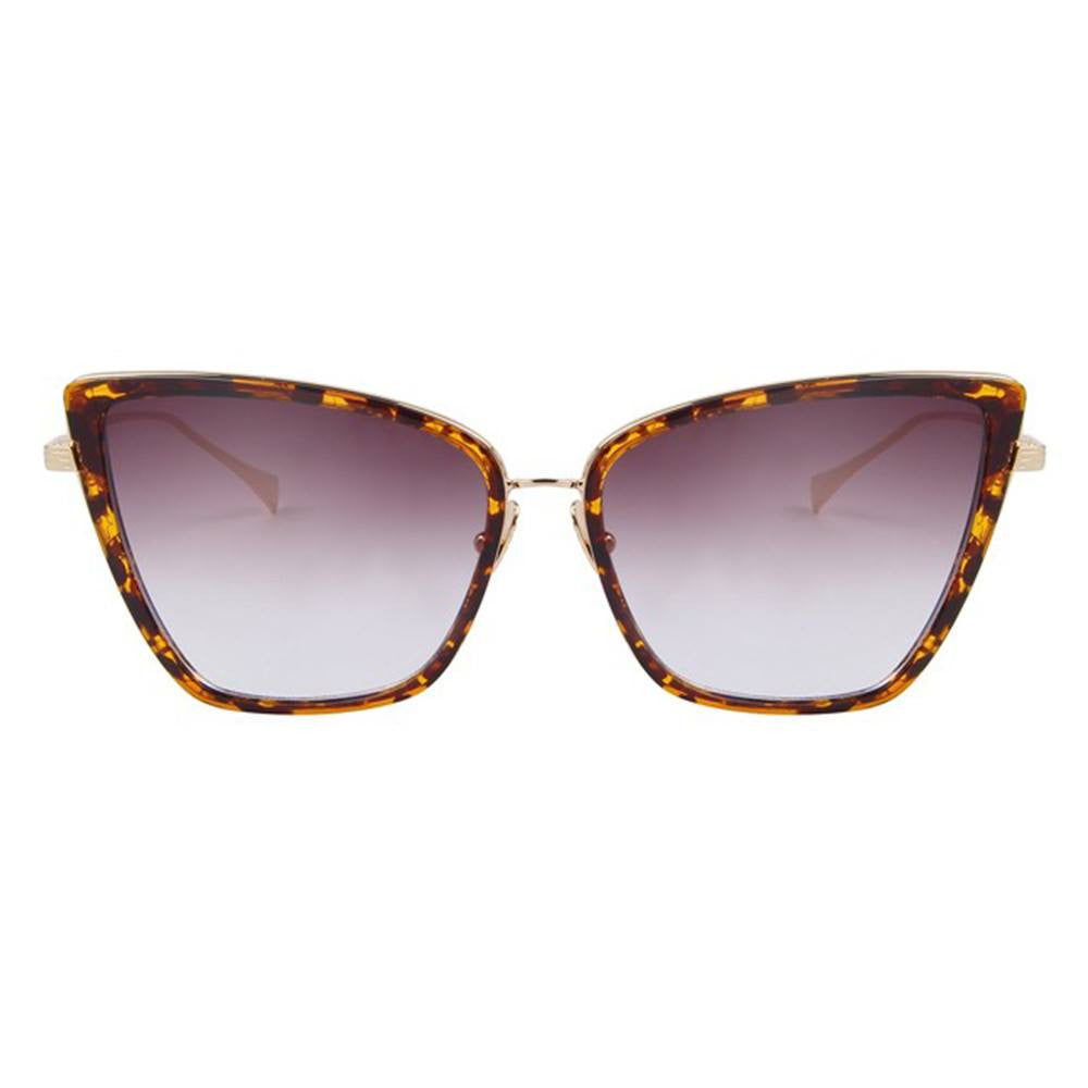 Sunglasses - Bright Leopard