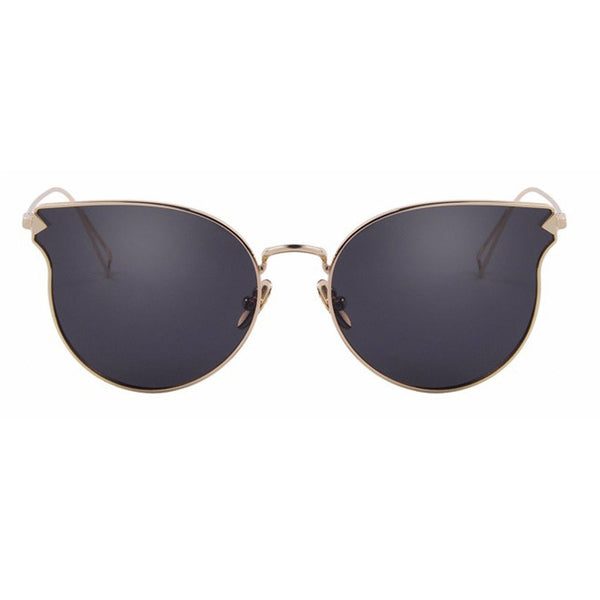 Sunglasses - Flin Black & Gold