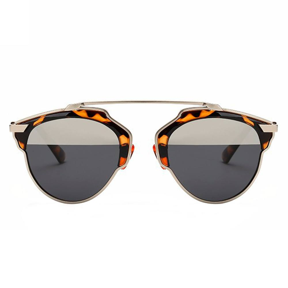 Sunglasses - Luck - Leopard