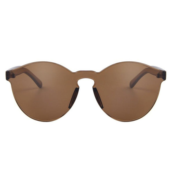 Sunglasses - Olive Brown