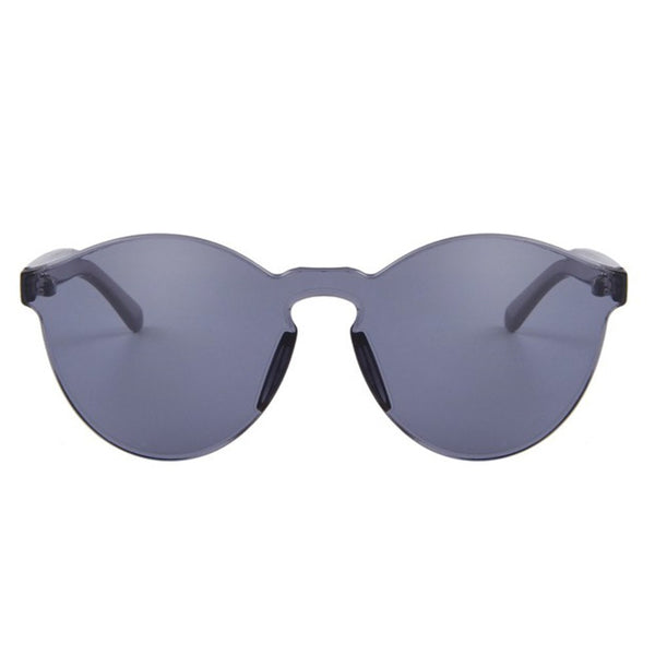 Sunglasses - Olive Gray