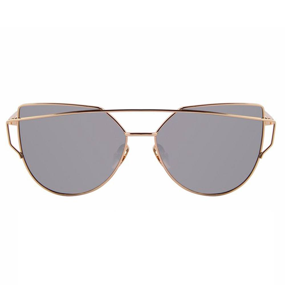 Sunglasses - Shine - Gold & Silver
