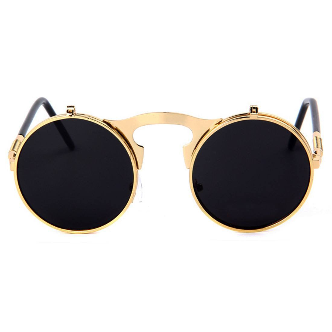 Sunglasses - Steam - Gold