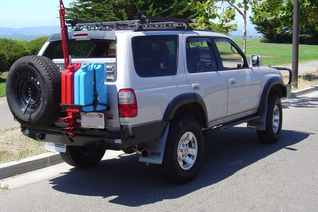 2nd 3rd Gen 4runner Rear Bumper 4x4labs