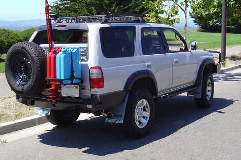 3rd Gen 4Runner rear bumper