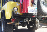 FJ40 rear bumpers