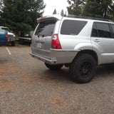 4th Gen 4Runner (2003-2009) Rear Bumper