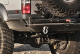 80 Series Landcruiser Rear Bumper