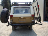 55 Series Landcruiser Rear Bumper