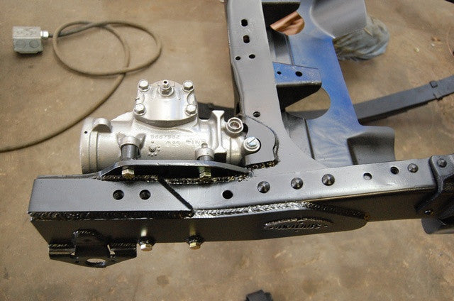 Saginaw Steering Box Mount For 40 Series 4x4labs