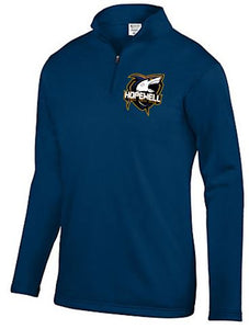 MEN'S QUARTER ZIP SWEATSHIRT