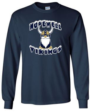 HOPEWELL PTA GNOME LONG SLEEVE TSHIRT