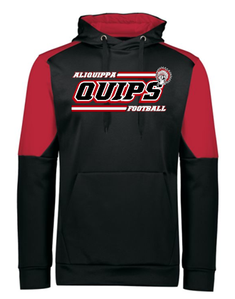 QUIP FOOTBALL BLUE CHIP HOODIE