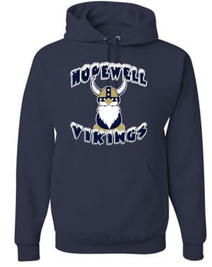 HOPEWELL PTA GNOME COTTON HOODIE