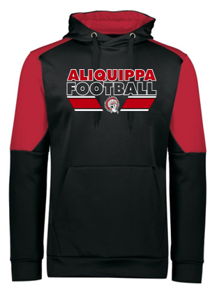 ALIQUIPPA FOOTBALL BLUE CHIP HOODIE
