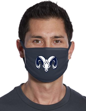 ROCHESTER RAMS FACE MASK