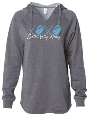 CV HOCKEY XOXO LADIES HOODIE