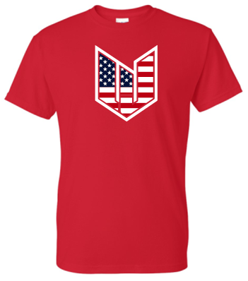 WICKED JEEP STARS & BARS TSHIRT