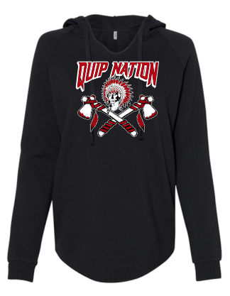 QUIP NATION LADIES HOODIE