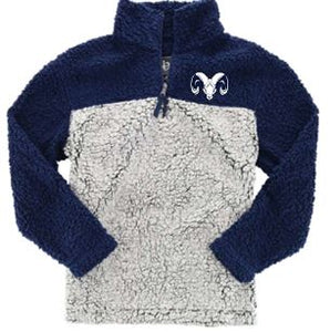 ROCHESTER SHERPA PULLOVER