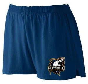 HAAC NAVY WOMENS SHORTS