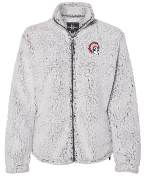 ALIQUIPPA SHERPA FULL-ZIP JACKET