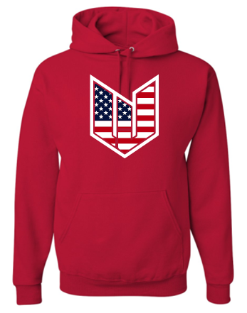 WICKED JEEP STARS & BARS HOODIE