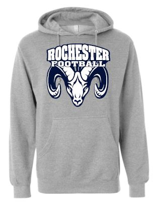 ROCHESTER FOOTBALL HOODIE