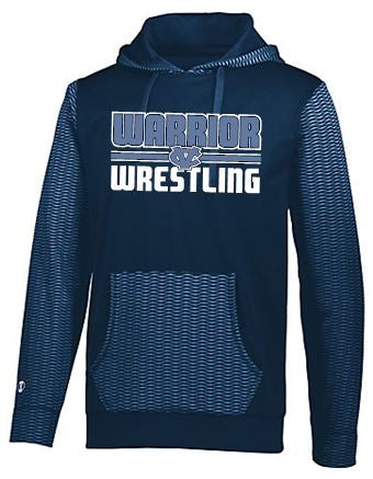 WARRIOR WRESTLING HOLLOWAY HOODIE