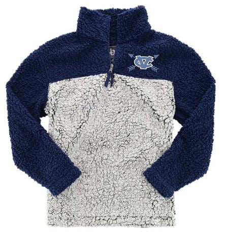 CENTRAL VALLEY ARCHERY SHERPA PULLOVER
