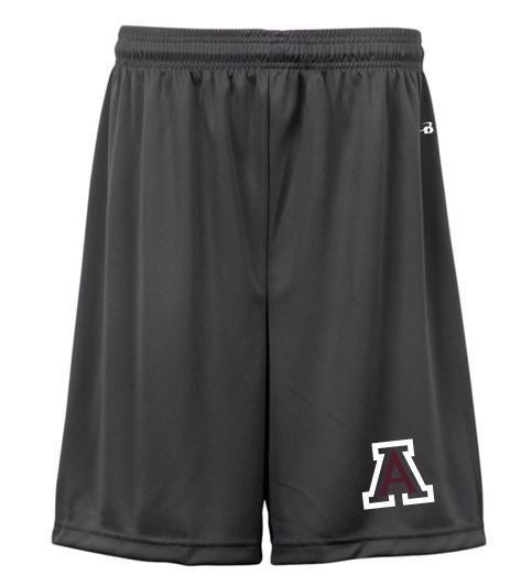 AMBRIDGE MOISTURE WICKING SHORTS
