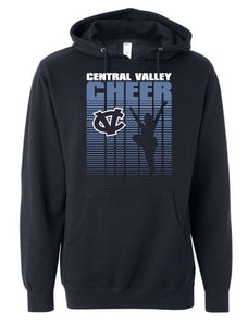CV WARRIORS CHEER COTTON HOODIE