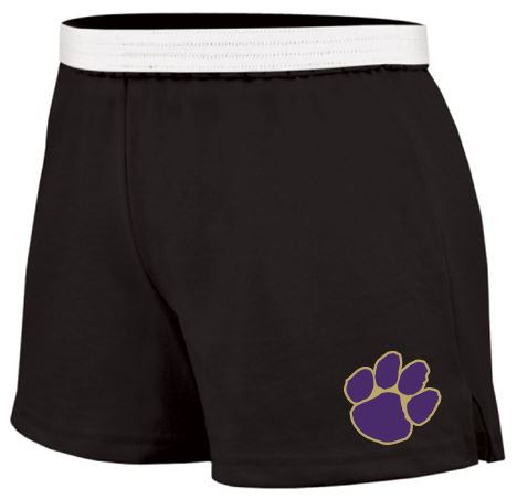 """GLITTER"" PANTHERS SHORTS"