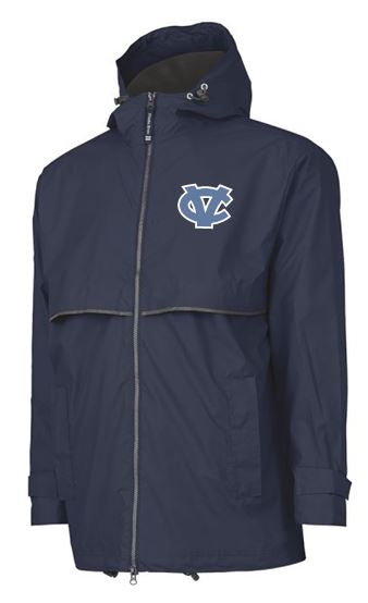 CV WARRIORS MENS RAIN JACKET