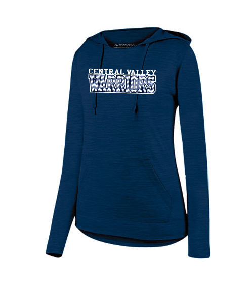 CV CHEVRON WARRIORS LIGHWEIGHT MOISTURE WICKING HOODIE