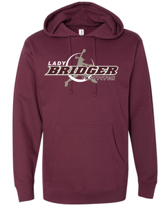 LADY BRIDGERS FASTPITCH COTTON HOODIE