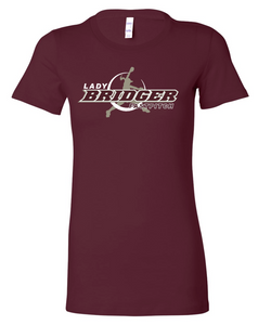LADY BRIDGERS FASTPITCH SHORT SLEEVE BELLA TSHIRT