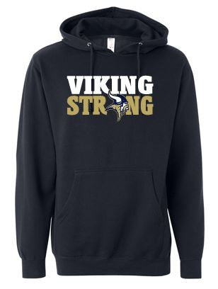 VIKING STRONG MOISTURE WICKING HOODIE