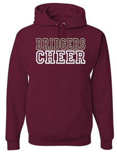 BRIDGER CHEER TSHIRT