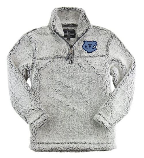 CENTRAL VALLEY SHERPA PULLOVER