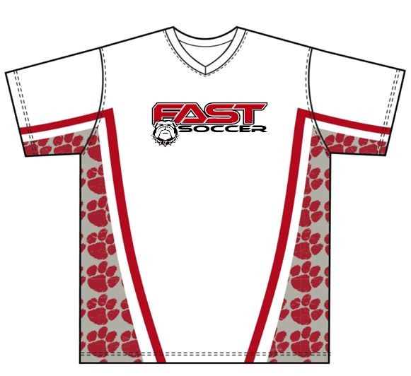 F.A.S.T. SOCCER UNIFORM KIT