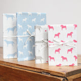 Fabric Covered Notebooks | Assorted Designs+Sizes