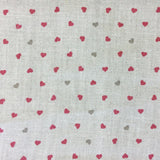 Hearts Linen | Assorted Colours